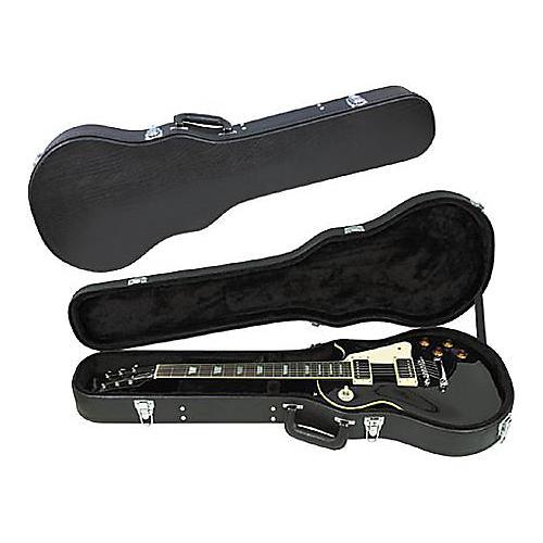 Musician's Gear MC22LP Deluxe Hardshell Case Black