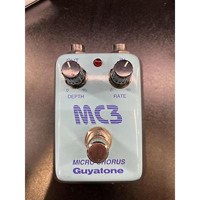 Guyatone MC3 Effect Pedal