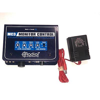 Radial Engineering MC3 Volume Controller