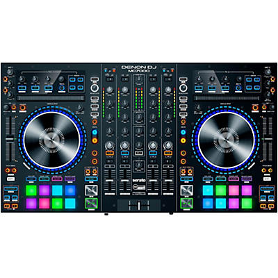 Denon DJ MC7000 4-Channel DJ Controller