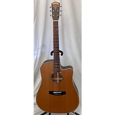 Morgan Monroe MCH-EC-45 Acoustic Electric Guitar