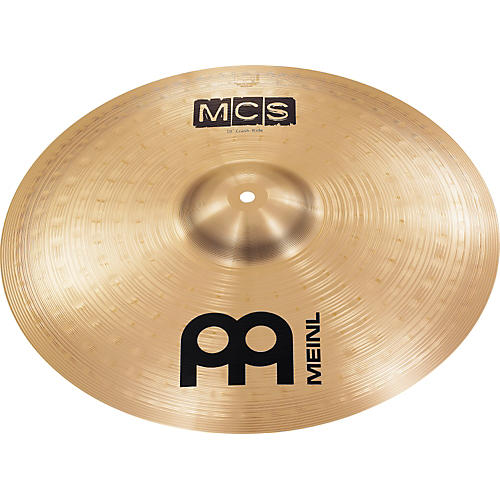 meinl mcs crash ride cymbal 18 in musician 39 s friend. Black Bedroom Furniture Sets. Home Design Ideas