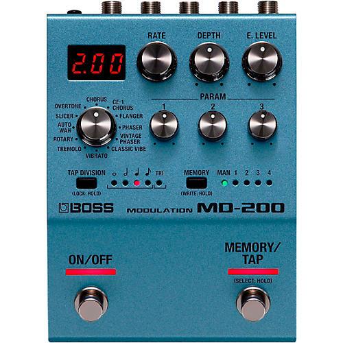 Boss MD-200 Modulation Effects Pedal