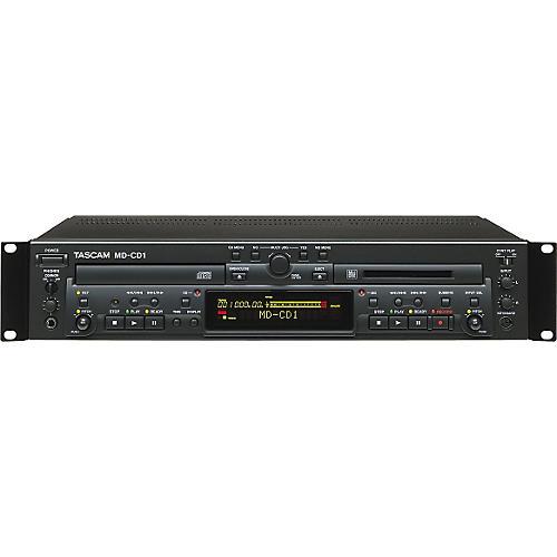 Tascam MD-CD1 MiniDisc/CD Combo Deck