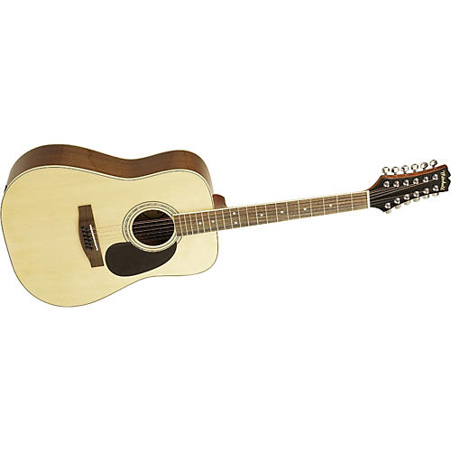Mitchell MD100S12 Dreadnought 12-String Acoustic Guitar
