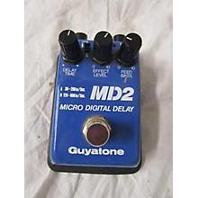 Guyatone MD2 Micro Digital Delay Effect Pedal