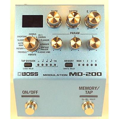 BOSS MD200 Effect Pedal