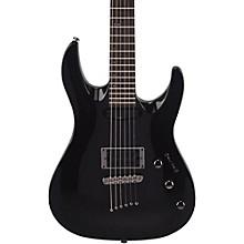 MD300 Modern Rock Double Cutaway Electric Guitar Black