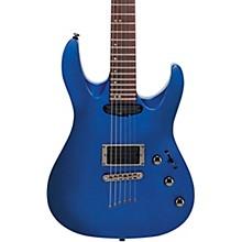 MD300 Modern Rock Double Cutaway Electric Guitar Blue Satin