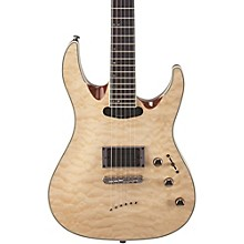MD400 Modern Rock Double-Cutaway Electric Guitar Natural