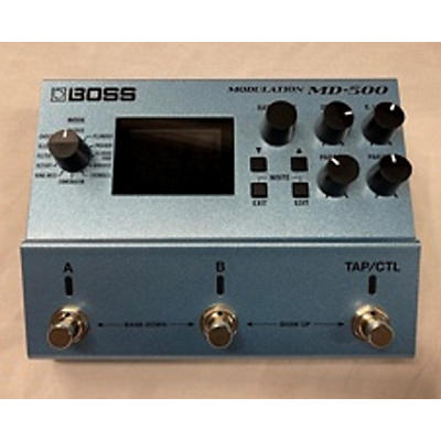 BOSS MD500 Effect Pedal