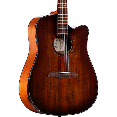 Alvarez MDA77CEAR Masterworks Dreadnought Acoustic-Electric Guitar