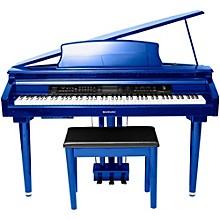 Open BoxSuzuki MDG-300 Cobalt Blue Micro Grand Digital Piano