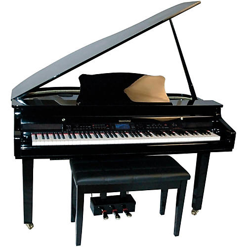 Suzuki mdg 330 mini grand digital piano musician 39 s friend for Pianificatore di piano