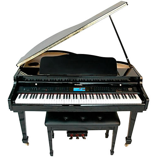 Suzuki Mdg 400 Baby Grand Digital Piano Musicians Friend