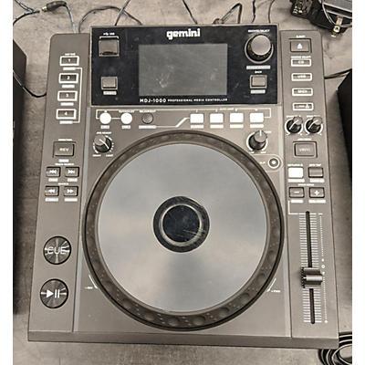 Gemini MDJ-1000 USB Turntable