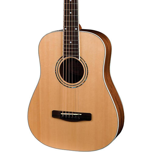 mitchell mdj10 junior dreadnought acoustic guitar with gig bag musician 39 s friend. Black Bedroom Furniture Sets. Home Design Ideas