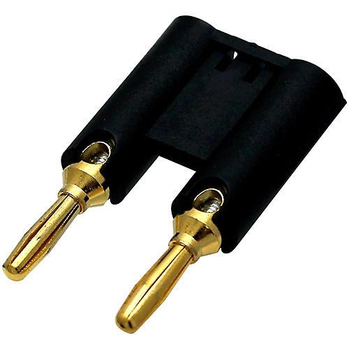VTG MDPK Black Banana Plugs 2-Pack