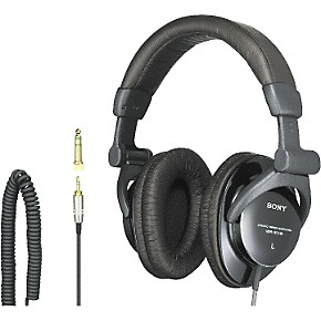 sony mdr v900hd studio monitor series stereo headphones musician 39 s friend. Black Bedroom Furniture Sets. Home Design Ideas