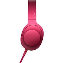 MDR100AAP h.ear Full Size Headphones Pink