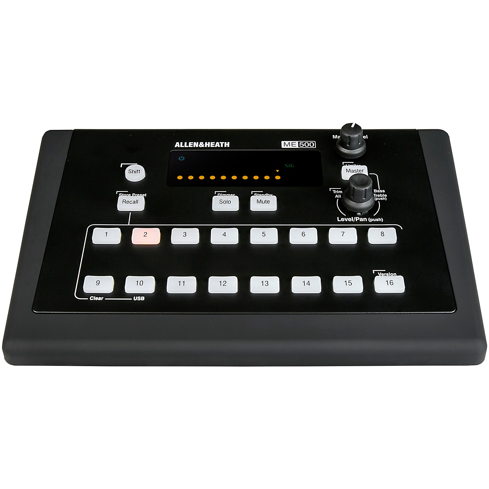 Allen & Heath ME-500 Personal Monitor Mixer