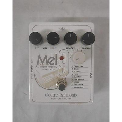 Electro-Harmonix MEL9 Tape Replay Machine Effect Pedal