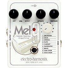 Open Box Electro-Harmonix MEL9 Tape Replay Machine Guitar Effects Pedal