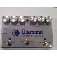 DIAMOND PEDALS MEMORY LANE 2 Effect Pedal