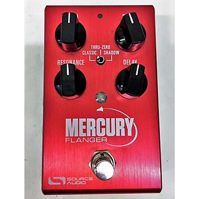 Source Audio MERCURY FLANGER Effect Pedal