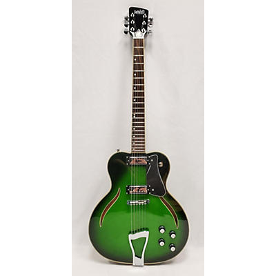 Eastwood MESSENGER Hollow Body Electric Guitar