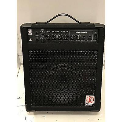 Eden METROMIX EM25 Bass Combo Amp