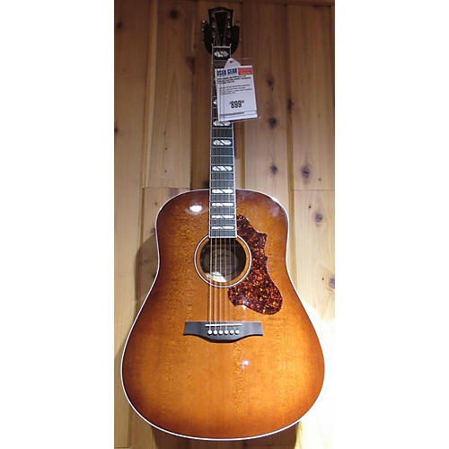 METROPOLIS LTD HAVANA Acoustic Electric Guitar