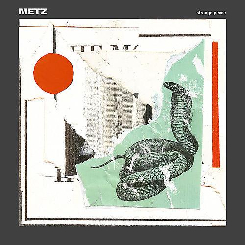 Alliance METZ - Strange Peace