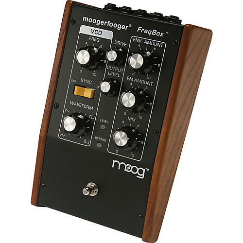 Moog MF-107 moogerfooger FreqBox Effects Pedal