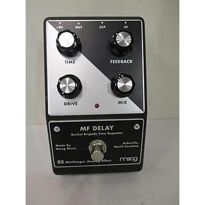 Moog MF DELAY V2 Effect Pedal