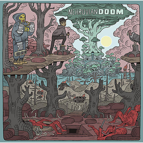 Alliance MF Doom - Nehruviandoom