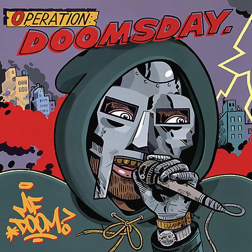 Alliance MF Doom - Operation: Doomsday