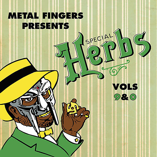 Alliance MF Doom - Special Herbs 9 & 0