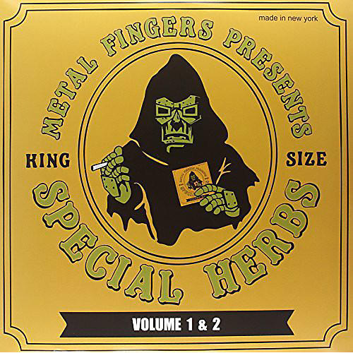 Alliance MF Doom - Special Herbs, Vol. 1 and 2