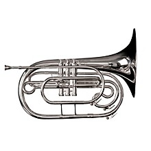 MF1 Series Marching Bb French Horn MF1S Silver