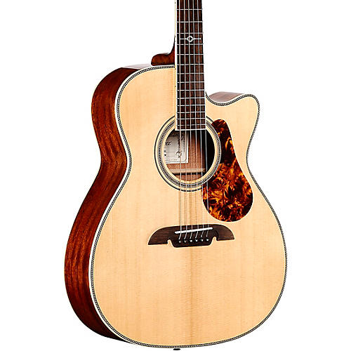 Alvarez MF60CEOM Masterworks Series Folk Acoustic-Electric Guitar