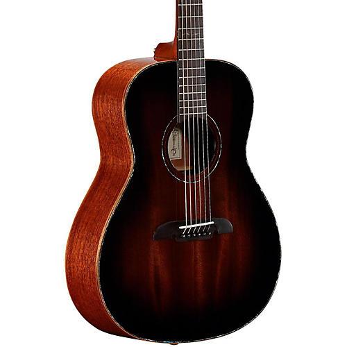 Alvarez MFA66 Masterworks OM/Folk Acoustic Guitar Shadow Burst