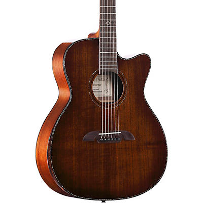 Alvarez MFA77CEAR Masterworks Folk Acoustic-Electric Guitar