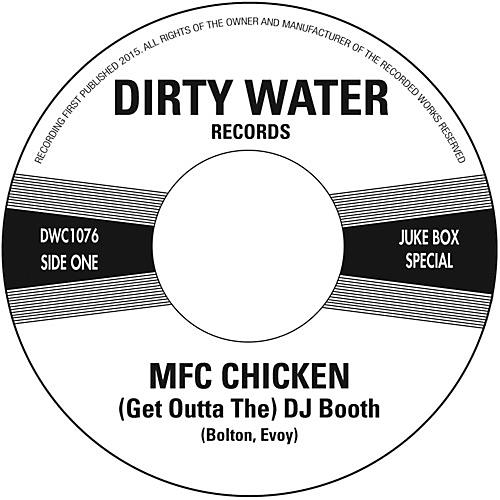 Alliance MFC Chicken - (Get Outta the) DJ Booth