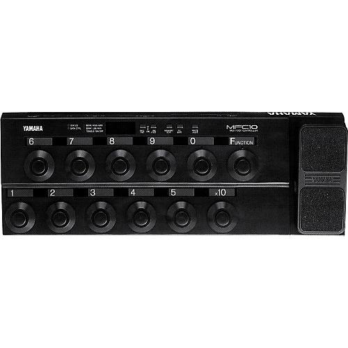 MFC10 MIDI Footcontroller