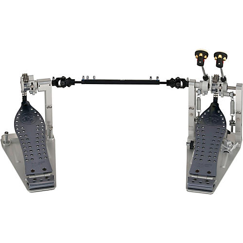 DW MFG Series XF Machined Chain Drive Double Bass Drum Pedal