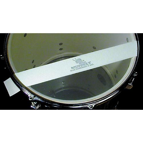 Slug Percussion MFT-222 Muffelt Floor Tom Felt Dampening Strip
