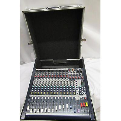 Soundcraft MFX12/2 Unpowered Mixer