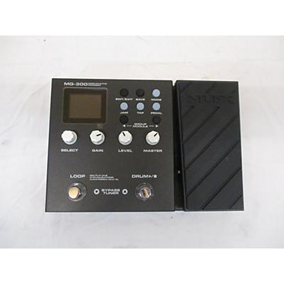 NUX MG-300 Effect Processor