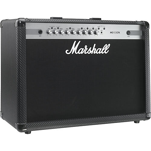 marshall mg series mg102cfx 100w 2x12 guitar combo amp musician 39 s friend. Black Bedroom Furniture Sets. Home Design Ideas